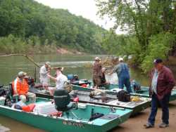 Buffalo                                 River-Arkansas-Rush Landing-Cotter Trout                                 Dock